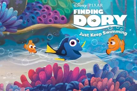 finding dory mobile game