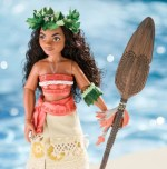 limited edition moana doll