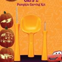 Disney Cars 2 Pumpkin Carving Kit