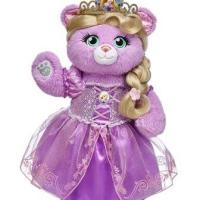 Disney Princess Rapunzel Build-a-Bear