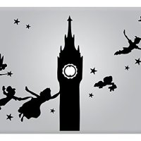 Disney Laptop skins Peter Pan Disney Macbook Decal