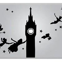 Disney Laptop skins Peter Pan Disney Macbook Decal