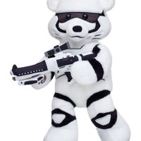 Stormtrooper Build-a-Bear with Blaster