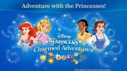 disney princess charmed adventures mobile app