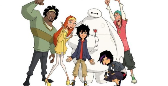 big hero 6 tv series disney xd
