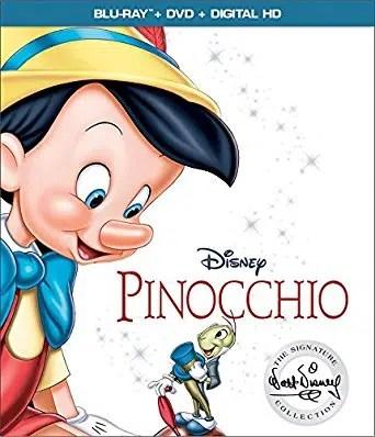 Pinocchio signature collection