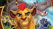 The Lion Guard: Life in the Pride Lands DVD