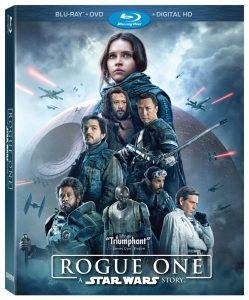 star wars rogue one dvd blu-ray