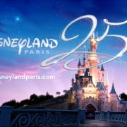 Disneyland Paris to Celebrate 25 Years