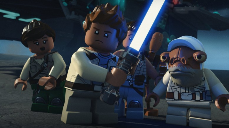 LEGO Star Wars: The Freemaker Adventures Season 2