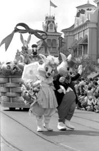 easter bunny disney world