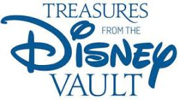 Treasures from the Disney Vault TCM
