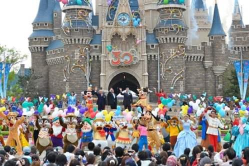 Tokyo Disneyland and DisneySea Statistics and Fun Facts