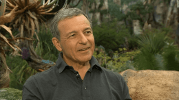 disney bob iger star wars land