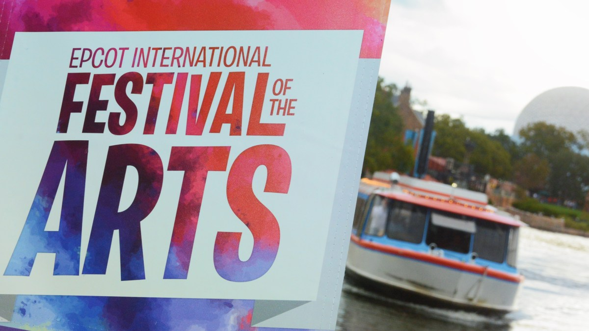 Epcot International Festival of the Arts Returns for 2018