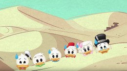 ducktales as told by emoji
