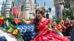 princess elena of avalor disney world