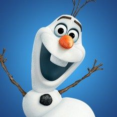 olaf Thanksgiving Day Parade