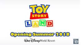 toy story land disney world