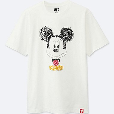 Mickey 100 Short-Sleeve Graphic T-Shirt