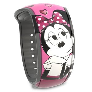 Minnie Mouse Modern MagicBand 2