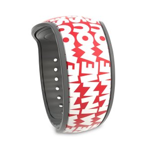 Minnie Mouse Timeless Logo MagicBand 2