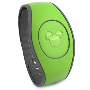 Disney MagicBand 2 - Green
