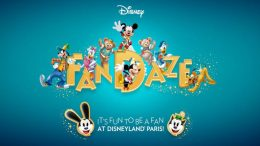 fandaze disneyland paris