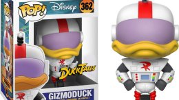 gizmoduck funko pop figure ducktales
