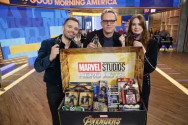 Marvel The Universe Unites