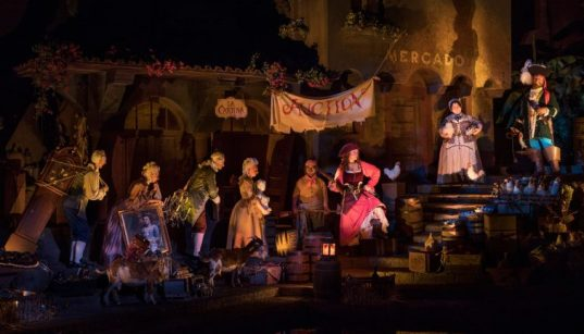 Pirates of the Caribbean redhead auction