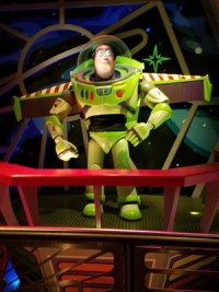 Buzz Lightyear's Space Ranger Spin (Disney World Ride)