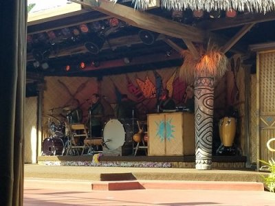 Disney's Spirit of Aloha Dinner Show at Luau Cove (Disney World Show)