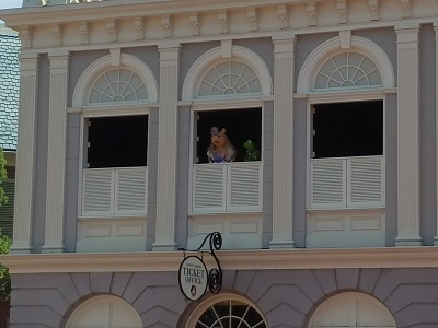 The Muppets Present…Great Moments in American History (Disney World)