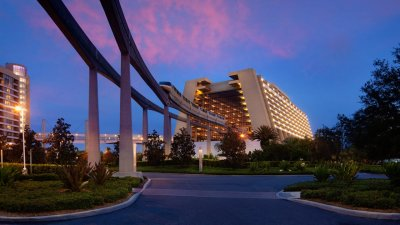 Disney's Contemporary Resort (Disney World)