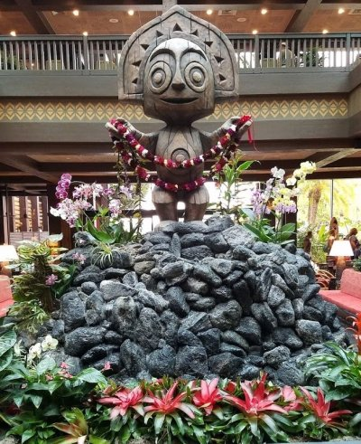 Disney's Polynesian Villas & Bungalows (Disney World)