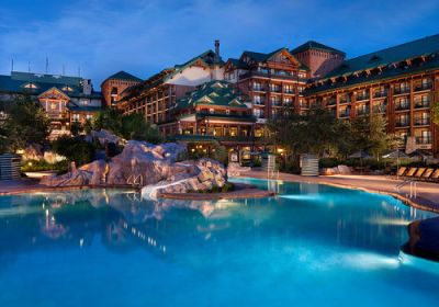 Disney's Wilderness Lodge (Disney World)
