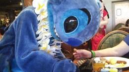 Ohana's Best Friends Breakfast featuring Lilo and Stitch