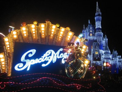 SpectroMagic | Extinct Disney World Attractions