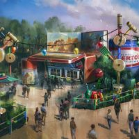 Woody's Lunch Box (Disney World)