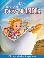 The Rescuers Down Under (1990 Movie)