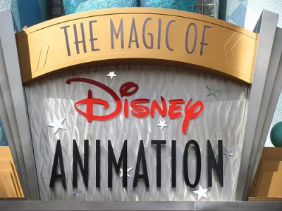 The Magic of Disney Animation | Extinct Disney World Attractions
