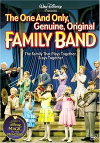 The One And Only Genuine Original Family Band (1968 Movie)