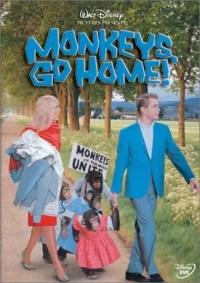 Monkeys Go Home! (1967 Movie)