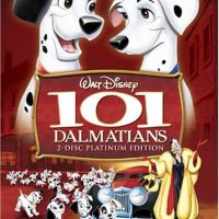 One Hundred And One Dalmatians (1961 Animated Movie)