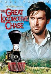 The Great Locomotive Chase (1956 Movie)