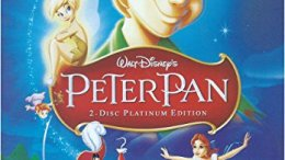 Peter Pan (1952 Animated Movie)