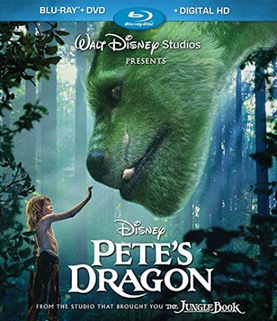 Pete's Dragon (2016, Live Action)