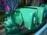Alice in Wonderland Ride (Disneyland)