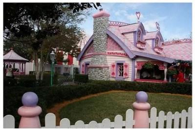 Minnie's House (Disneyland)